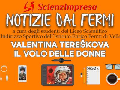 Valentina Tereškova Il Volo delle Donne